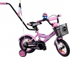 Rower BMX Rbike 1-12 pink