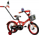 Rower BMX Rbike 1-16 red
