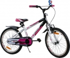 Rower BMX Rbike 4-20 pink