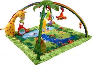 Mata edukacyjna Tropical-Rain-Forest