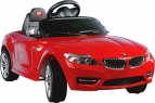Car BMW Z4 Roadster + RC Red