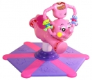 Electric Rotating Animal 667-48 ML Elephant pink
