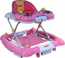 Walker ARTI Butterfly 12R + Rocker  pink