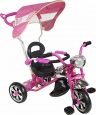 Baby Tricycle ARTI Classic W-11 pink