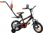 Bike BMX Rbike 4-12 black-orange