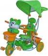 Bike ARTI Squirrel T-30 green/yellow 2830